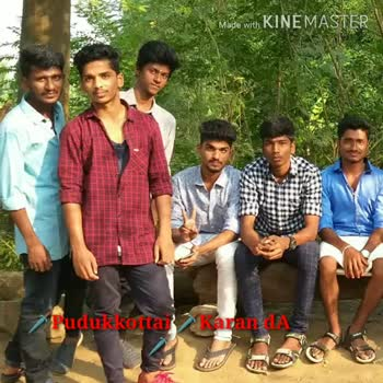 friends forever - Made with KINEMASTER Pudukkottai Kaland KINEMASTER Made with Pudukkottai Karan - ShareChat
