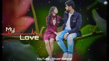 #awww😘 - AR My Love YouTube / Akash Raskar Love YouTube / Akash Raskar - ShareChat