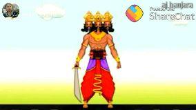 દશેરા - Postealbanjara Sharechat પોસ્ટ કરનાર : @ 47555149 Posteajobanjara ShareChat Happy Vijaya - ShareChat