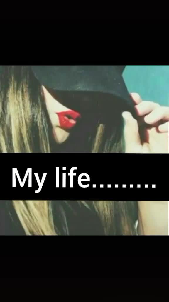 my life - My aatitude . . . . . . . @ _ shanviiii _ To judge me . . . . . @ _ shanviiii _ - ShareChat