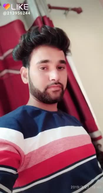 mera 🤵🏻pyar 💕 tera 👰🏻 pyar 💕 - @ LIKE @ 213956244 2019 / 2 / 21 16 : 40 OLIKEAPP Magic Video Maker & Community - ShareChat