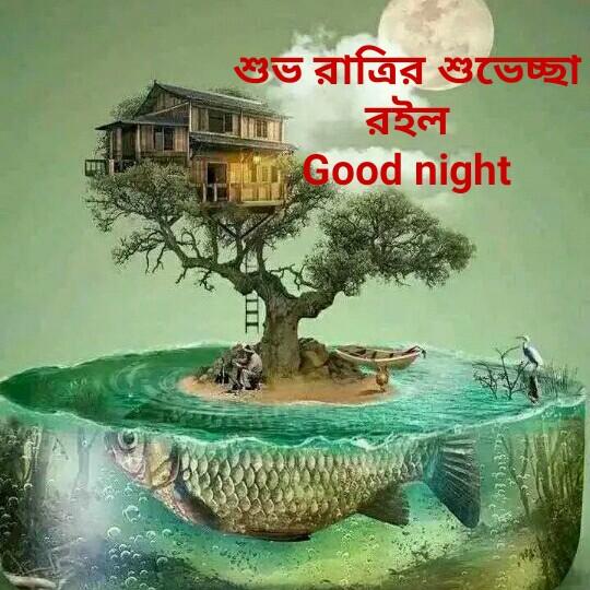 🍬good night 🍬 - শুভ রাত্রির শুভেচ্ছা রইল Good night - ShareChat
