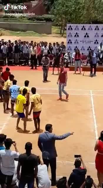 🤼 ನನ್ನ ಕಬಡ್ಡಿ ಟೀಮ್ - ShareChat