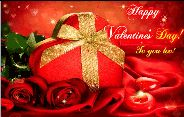 👫 મારા વેલેન્ટાઈન - * Happy . Valentines Day ! To you too ! - ShareChat