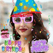 🎂 જન્મદિવસ - ઐશ્વર્યા રાય - ΗαρρY Birthday Birthday Happy Ter BIRTHDAY PARTS - ShareChat