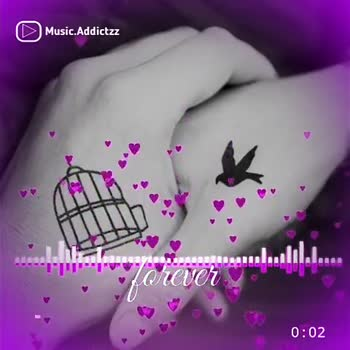💕 காதல் ஸ்டேட்டஸ் - Music . Addictzz v / 12 Lovever 0 : 16 Music . Addictzz . . . llllll ام اس با ما 0 : 40 - ShareChat