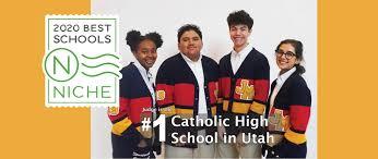 స్కూల్ మెమోరీస్ - 2020 BEST SCHOOLS Ny NICHE Catholic High School in Utah - ShareChat