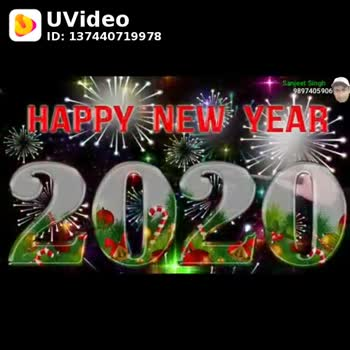 🎉 Happy New Year 2020 - ShareChat