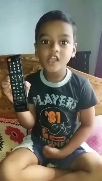 📺టీవీ రిమోట్ డే - PLAYER Om fa ( as ) 1 + 11 1 ja KLAYERS - ShareChat