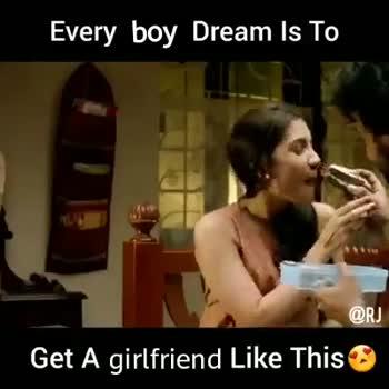 love bird's 🕊️🕊️ - Every boy _ Dream Is To @ RJ Get A girlfriend Like This Every boy Dream Is To @ RJ Get A girlfriend Like This - ShareChat