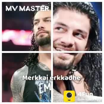 🤼♀️ WWE - MV MASTER Merkkai erkkathe 4Fun Download App Varandidum nenjathil M ASTER - ShareChat