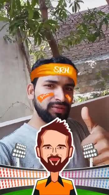 🎉అల్ ది బెస్ట్ SRH - SRH UDAIPE SRH S - ShareChat