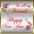 happy newyear - E To all my a friends . . . Happy to New Year - ShareChat