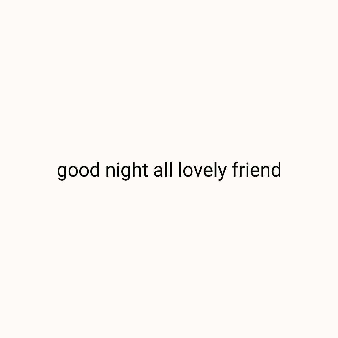 🌙 good night 🌙 - good night all lovely friend - ShareChat