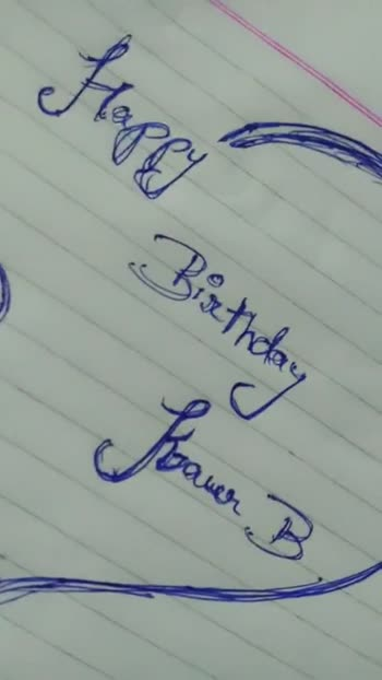 🎂ਜਨਮ ਦਿਨ ਕੌਰ ਬੀ 🎈 - - fre Birthday Beauer B raw - ShareChat