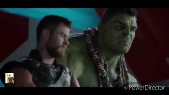 🎥Avengers End Game - by Power Director CyberLink by Power Director - ShareChat