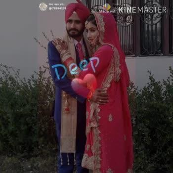 😎yarryian di army by virsat sandhu - 2 : @ 76384131 You Made with KINEMASTER Deep W om 2 : @ 76384131 You Made with KINEMASTER Deep - ShareChat