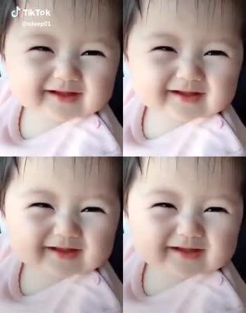 baby video - AB sdeep01 E J @ sdeep02 - ShareChat