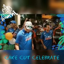 IND vs WI-டெஸ்ட் தொடரை IND வென்றது - N EVERY биом . oppa OP Rp Editz CAKE CUT CELEBRATE inly EVERY mom na OPPO O OCCk OPPO ORB Editz CAKE CUT CELEBRATE  - ShareChat