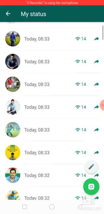 🏏HBD தோனி - + My status Today , 07 : 41 018 Today , 07 : 27 Today , 00 : 16 Today , 00 : 15 019 A Today , 00 : 15 019 DHONI Today , 00 : 15 019 Today , 00 : 15 219 Today , 00 : 15 Today 19 © My status Today , 00 : 05 037 Today , 00 : 05 0 37 Today , 00 : 04 38 Today , 00 : 04 39 01 : 00 Today , 00 : 01 42 Today , 00 : 01 43 Your status updates will disappear after 24 hou - ShareChat