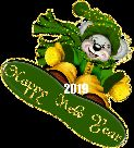 📄Happy New Year बँनर - ShareChat