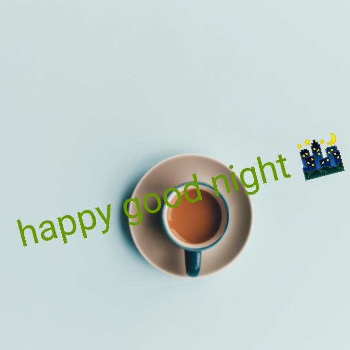 good night - or night be happy - ShareChat