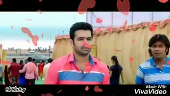❤romantic song - akshay Made With VivaVideo Poihineni Made With VivaVideo - ShareChat
