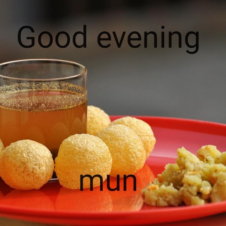 good evening friends - Good evening mun - ShareChat