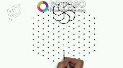 easy  rangoli - ROPASO owalne app ROPOSO duenne @ op - ShareChat