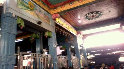 முத்தாரம்மன் கோவில் தசரா திருவிழா: குலசேகரன்பட்டினத்தில் நாளை சூரசம்ஹாரம் - Ie  - ShareChat