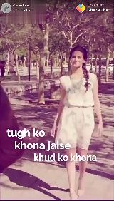 nice song - पोस्ट करने वाले : @ 61154896 Posted On : ShareChat tugh ko khona jaise khud ko khona पोस्ट करने वाले : @ 61154896 Posted On : ShareChat you jo hey to main hu - ShareChat