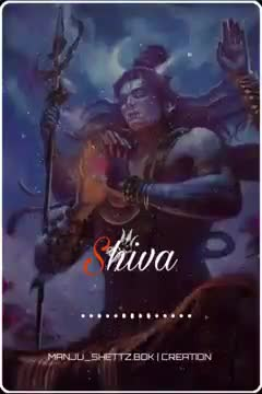 lord  shiva - ShareChat