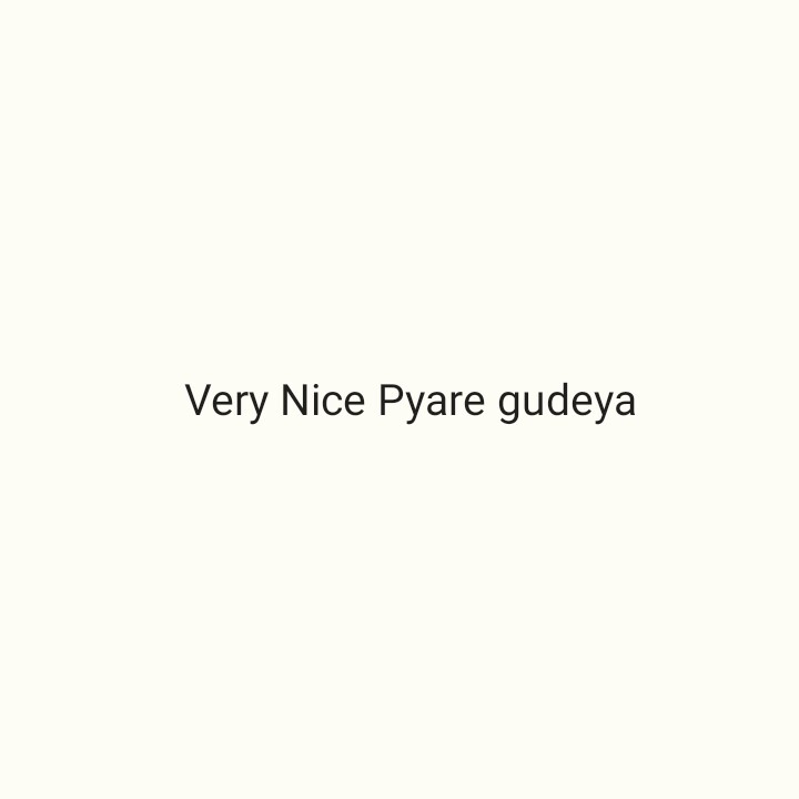 🌞Good Morning🌞 - Very Nice Pyare gudeya - ShareChat