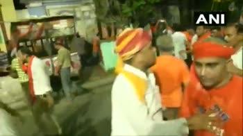 📰 पश्चिम बंगाल: BJP रोड शो विवाद - ANI * ANI - ShareChat