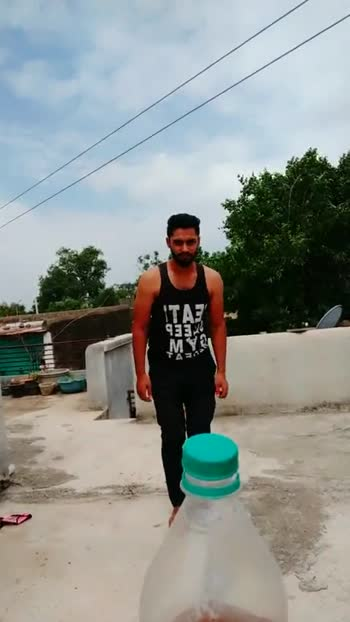 🍾Bottle Cap चॅलेंज - ITAE MY - ShareChat
