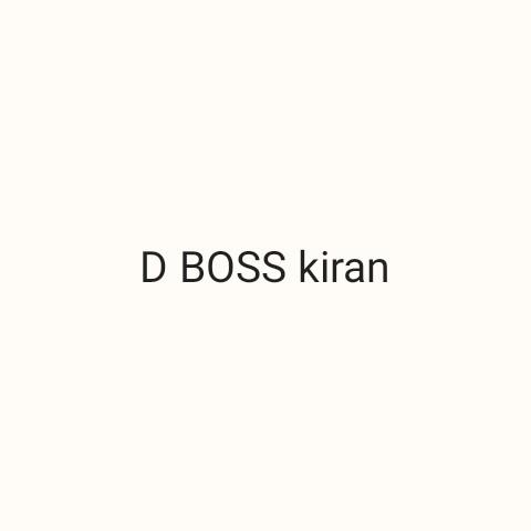 ಗುಡ್ ಫ್ರೈಡೆ - D BOSS kiran - ShareChat