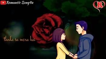Romantic Love 🎶Song - Romantic Song4u hans kɛ saare gham humaare ► Romantic Song4u ' main jitna tumhe sochun mann ye na bhare - ShareChat