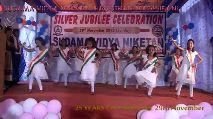 🇮🇳 15 अगस्त की झांकियां 🇮🇳 - SILVER JUBILEE CELEBRATION (25 9 November 2015 (Sundsy - ShareChat