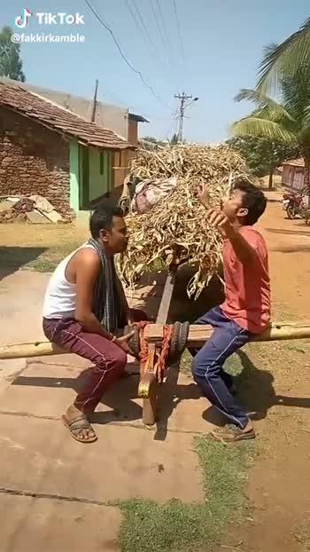 ನಾನು ಕನ್ನಡಿಗ - Tik Tok @ fakkirkamble Tik Tok @ fakkirkamble - ShareChat