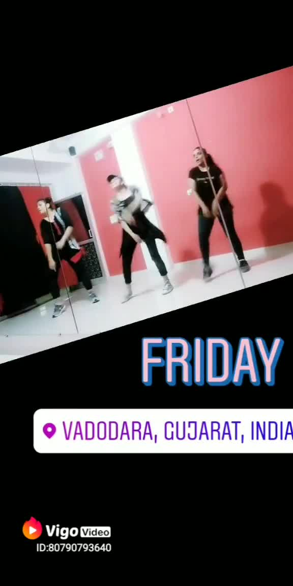 dance - FRIDAY O VADODARA , GUJARAT , INDIA Video ID : 80790793640 FRIDAY O VADODARA , GUJARAT , INDIA Video ID : 80790793640 - ShareChat