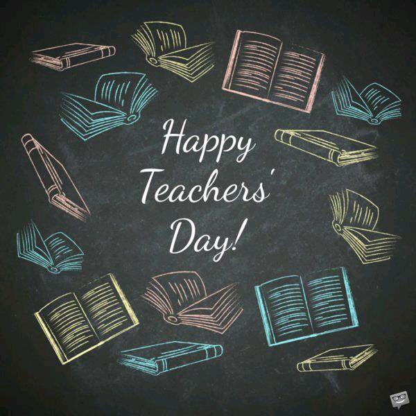 happy teacher day🙏 - TO Happy Ole Teachers ' Day ! D - ShareChat