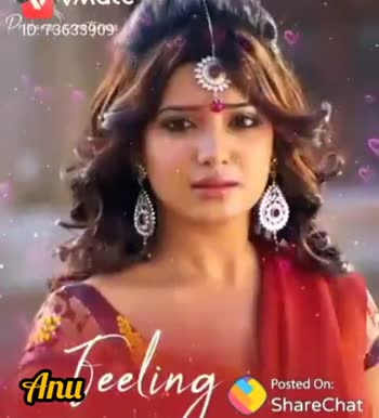 💕 காதல் ஸ்டேட்டஸ் - PADE936330095 Anu eeling Posted On : ShareChat Posted onion ShareChat sajusanju sajusanju3814 my life is my sanju Follow Anu - ShareChat