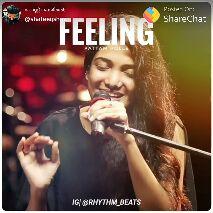 feeling song - Goog woo : @ shafeeqshez Posted On : ShareChat FEELING PATTAM ROLLE IG @ RHYTHM _ BEATS - ShareChat