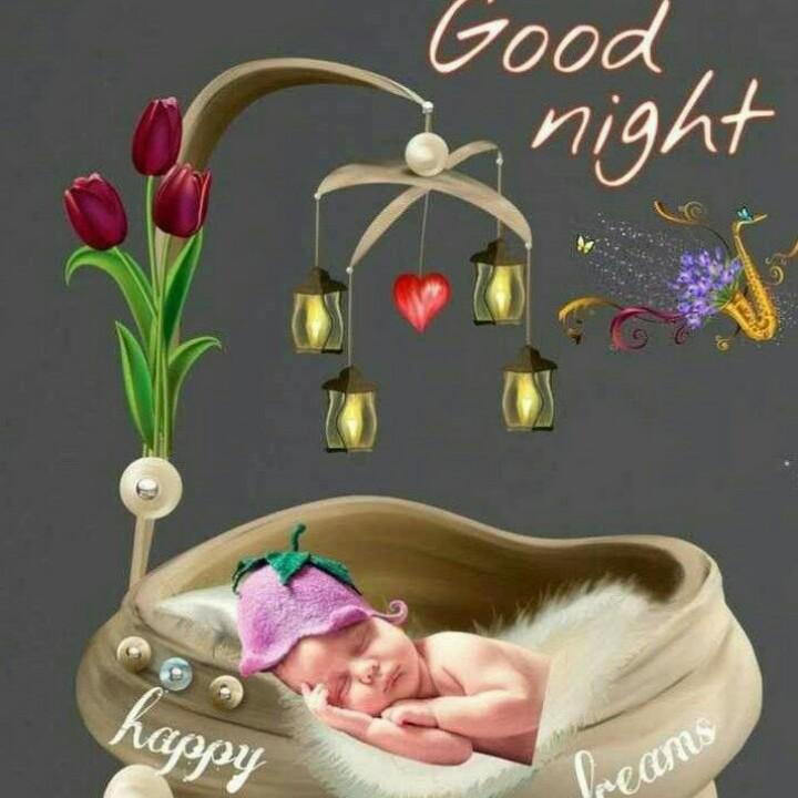 🌙  ਗੁੱਡ ਨਾਇਟ - Good 2 night happy Vreams - ShareChat