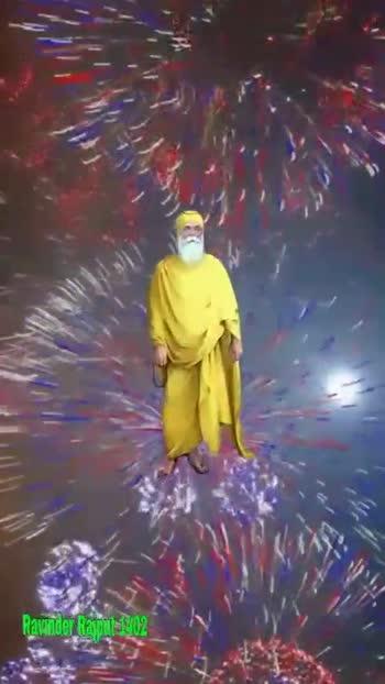 🕉  ਧਾਰਮਿਕ  ਵਿਡੀਓਜ਼ - Provide at hom Ravüder Rajput 1102 ਬਾਣੀ ਗੁਰੂ ਗੁਰੂ ਹੈ ਬਾਣੀ ਵਿੱਚ ਬਾਣੀ ਅੰਮ੍ਰਿਤ ਸਾਰੇ Ravinder Rajput 1402 - ShareChat