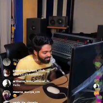 Gv Prakash Kumar - yeah Big fan olihe song and vijay sinclair . radjassegar ESPRA santhinimeena U r sweet gv gvprakash _ fans _ club _ Semma voice harieswaran offl es ngap07 SPRA madhansanth Super sanoop _ sathyan gk _ rajni12 - ShareChat