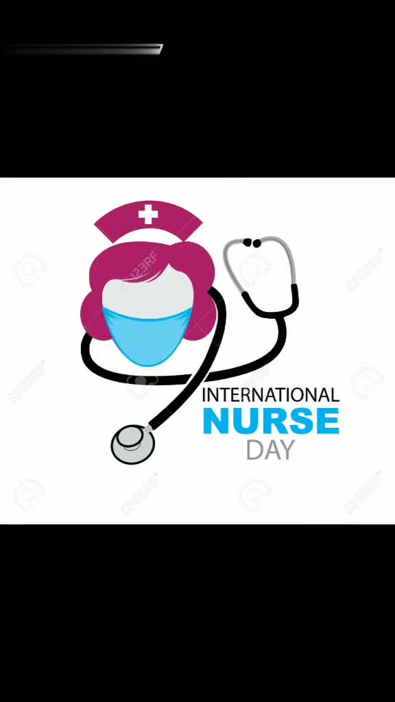 happy nursing day all of uuuuu🤗🤗🤗 - @ avanigill1234567 - HAPPY - International Nurses Day May 12 HAPPY NURSES DAY : @ avanigill1234567 - ShareChat