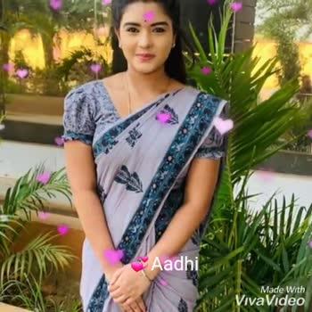 🌸 செம்பருத்தி - Aadhi Made With VivaVideo Aadhi Made With VivaVideo - ShareChat