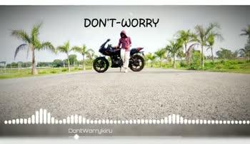 📝Lyrics - DON ' T WORRY Dont Worrykiru Avee Plauer DON ' T WORRY 1000000000 . . . . . . Dont Worrykiru - ShareChat