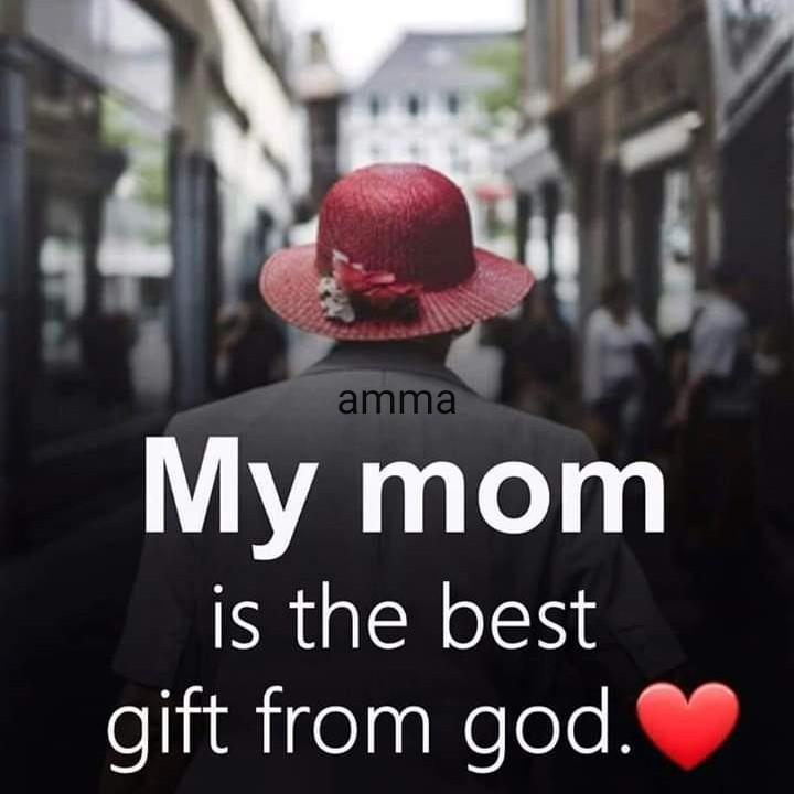 👩🏻 அம்மா - amma My mom is the best gift from god . - ShareChat
